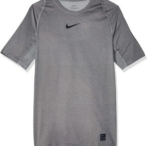 Nike Pro Fitted t shirt training gym essential S